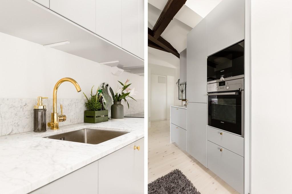 detaljer kök Kungsholmen